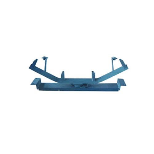槽自動調節滾輪架